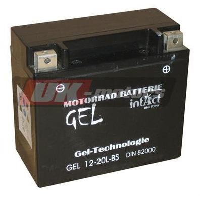 intact gel batterie ytx20l bs harley davidson fxstc 1340 1999 50 56 ps. Black Bedroom Furniture Sets. Home Design Ideas